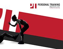Logo design for PT Institute.