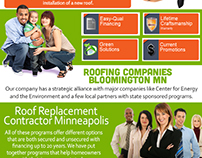 Roofing Contractor Bloomington Mn