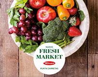 La revolución natural - Fresh Market Disco