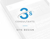 3S Consultants Website
