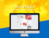 Social Media - Pé Na Areia Centro Esportivo