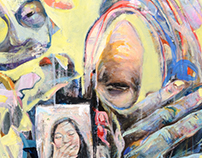 Ju's paintings