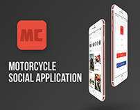 Motorcycle Social Application