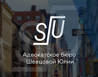 Website of the Law office of Yulia Shevtsova - UX/UI