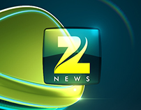 ZEE NEWS new look pitch