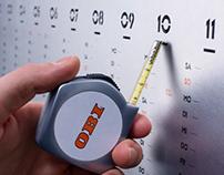 """OBI """"Heimwerkerkalender"""""""