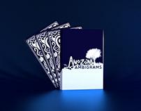 Amazon Ambigrams Playing Cards