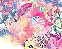 COi | Interior Illustrations