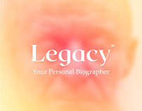 Legacy.io your personal biographer