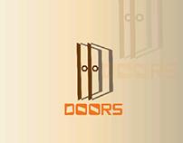 doors logo design