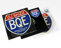 DJ Skizz 'The Brooklyn-Queens Experience' LP bundle