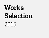 Works Selection of 2015