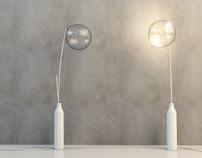 """""""Bubble"""" lamp"""