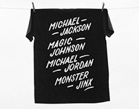 MJ/JM T-shirt