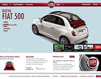 Fiat.com.ar - website