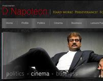 Actor Napoleon's Web