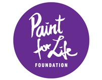 Paint for Life // Logo & Lettering