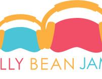 Jelly Bean Jamz logo design