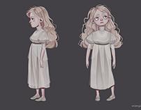 Comics character design