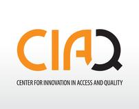 CIAQ Logo Design