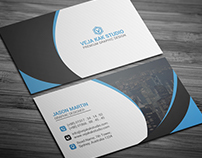 Corporate Business Card (Freebie)