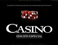 Casino´s Packaging