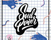Logo for dance room
