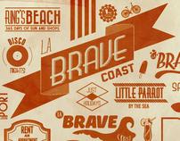 La Brave Coast