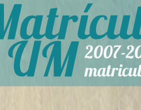Infografía UM - Cierre de matrícula