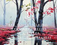 Good Design is a Mirror