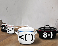 :Dishes with character