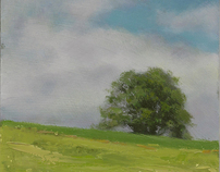 Small Landscape Paintings Available For Sale