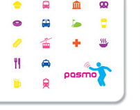 PASMO Transportation Money Card