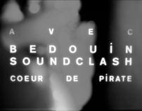 Bedouin Soundclash / Motion Titles