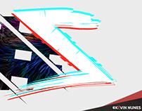 Logo - Identité visuel d'un catcheur