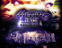 'Ehrah - Missing Link Remix's' {EP Cover} [SME]