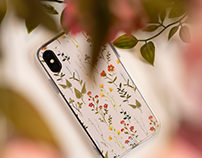 Phone Case Collection for Mobiilitukku / Inkit