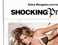 Newsletter Clara Morgane