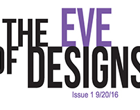 The Eve of Designs Newsletter