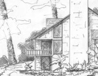 LOCHSIDE DRIVE, Vancouver Island: Site Development