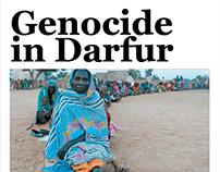 SaveDarfur.org – Senior Project