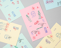 National Day greeting cards 2016