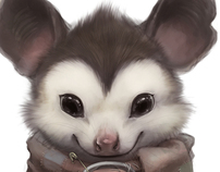 Cute animal portraits