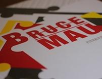 Bruce Mau Portfolio