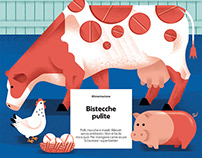 Editorial Illustrations - La Repubblica - pt1