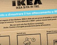 IKEA - Sono attaccato a IKEA.