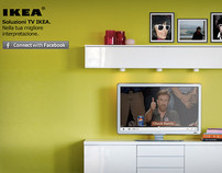 IKEA - Soluzioni per la TV.
