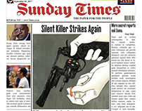 Silent Addiction: Make the News