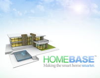Tablet: HomeBase™ for iPad