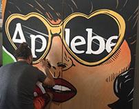 Applebees 6x6
